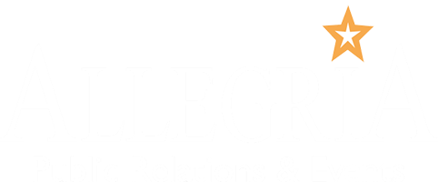 Logo: Allegria PR & Events
